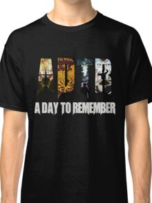 A Day To Remember  Classic T-Shirt