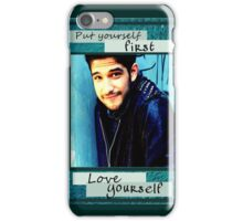 Posey quotes 1 iPhone Case/Skin