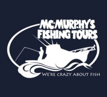 McMurphy's Fishing Tours Kids Clothes