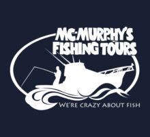 McMurphy's Fishing Tours Kids Tee
