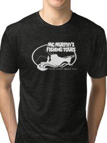McMurphy's Fishing Tours Tri-blend T-Shirt