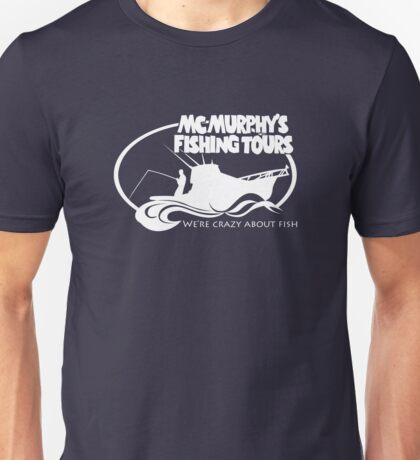 McMurphy's Fishing Tours Unisex T-Shirt