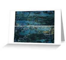 Beautiful Water Scape Number 1 Greeting Card
