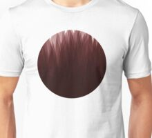 Shady Landscape (Red) Unisex T-Shirt