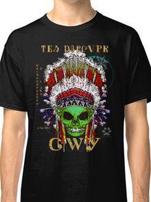 FIRST NATION CHEROKEE ALIEN Classic T-Shirt