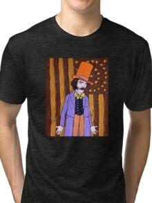 Billy Wonka  Tri-blend T-Shirt