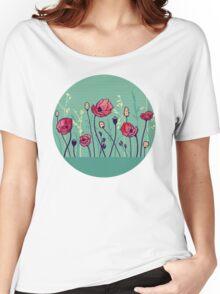 Summer Field Women's Relaxed Fit T-Shirt