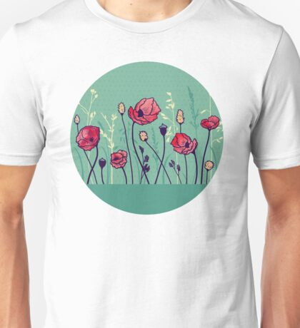 Summer Field Unisex T-Shirt