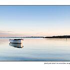 pastel poole sunset - www.mrjcreative.com by mrjcreative