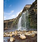 falling onto kimmeridge bay - www.mrjcreative.com by mrjcreative