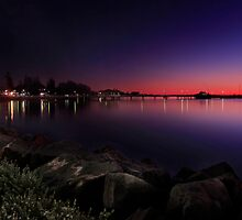 Redcliffe Pier by Kym Howard
