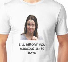 Goodbye Casey Anthony Unisex T-Shirt