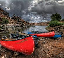 Rainbows, Canoes and Unicorns by Bob Larson