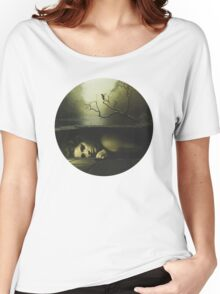 Forever lost Women's Relaxed Fit T-Shirt