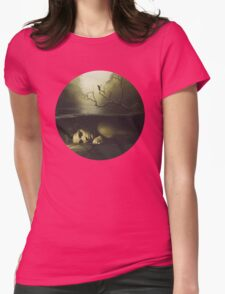 Forever lost Womens Fitted T-Shirt