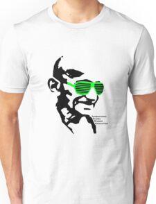 ISSA 2011 Gandhi Shades (White) Unisex T-Shirt