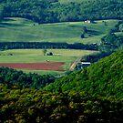 Shenandoah Overlook II by Eileen Brymer