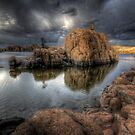 Mood Rock by Bob Larson
