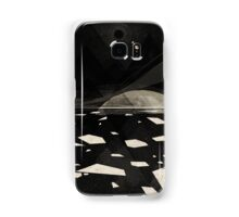 the white shore Samsung Galaxy Case/Skin
