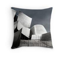 Walt Disney Concert Hall Throw Pillow