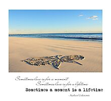 Sometimes a Moment is a Lifetime Photographic Print