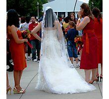 """""""Bride"""" Photographic Print"""