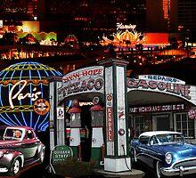 Vegas Texaco by Mike Pesseackey (crimsontideguy)