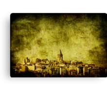 Recollection Canvas Print