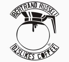 Betrand Russell's Coffee Pot? Kids Tee