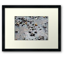 Puddle Framed Print