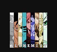 fullmetal alchemist alex louis armstrong edward alphonse elric mustang riza ling scar winry olivier anime manga shirt  Unisex T-Shirt