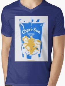Leo DiCapri-Sun Mens V-Neck T-Shirt