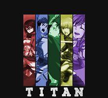 attack on titan levi sasha eren mikasa armin anime manga shirt T-Shirt