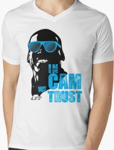 In Cam We Trust - The OG Mens V-Neck T-Shirt