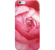Pink Peony Photo, Fine Art Photography, Nature Photography iPhone Case/Skin