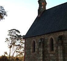Anglican Church, Bungonia, NSW by DashTravels