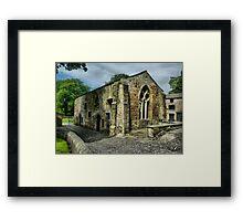 Chapel of St John Framed Print