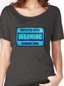 Warning Women's Relaxed Fit T-Shirt