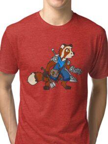 Power Gauntlet Tri-blend T-Shirt