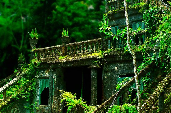 Spanish Castle Dreams by Damienne Bingham