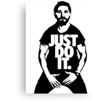 JUST DO IT!!! 2 Canvas Print