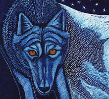 The Howling of Wolves by Vikki Yeates