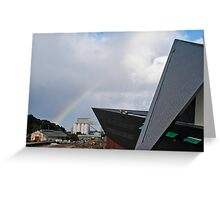 Albany Industry Greeting Card