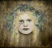 Mon Ange at Dusk by Cynthia Lund Torroll