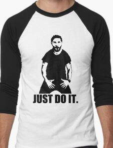 JUST DO IT!!! 3 Men's Baseball ¾ T-Shirt