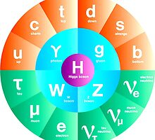 The Standard Model of Particle Physics by Spacestuffplus