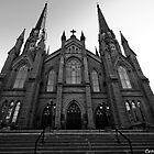 St. Dunstan's Basilica by Craig Blanchard