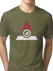 Illuminati Pokemon Tri-blend T-Shirt