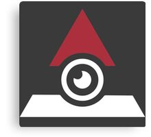 Illuminati Pokemon Canvas Print