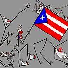 La Bandera  by Alberto  DeJesus